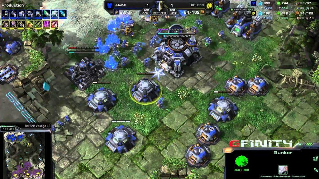 Como Jugar StarCraft III