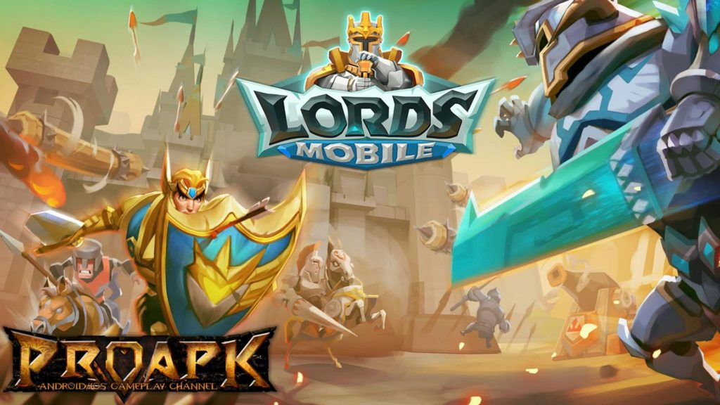 Características de Lords Mobile
