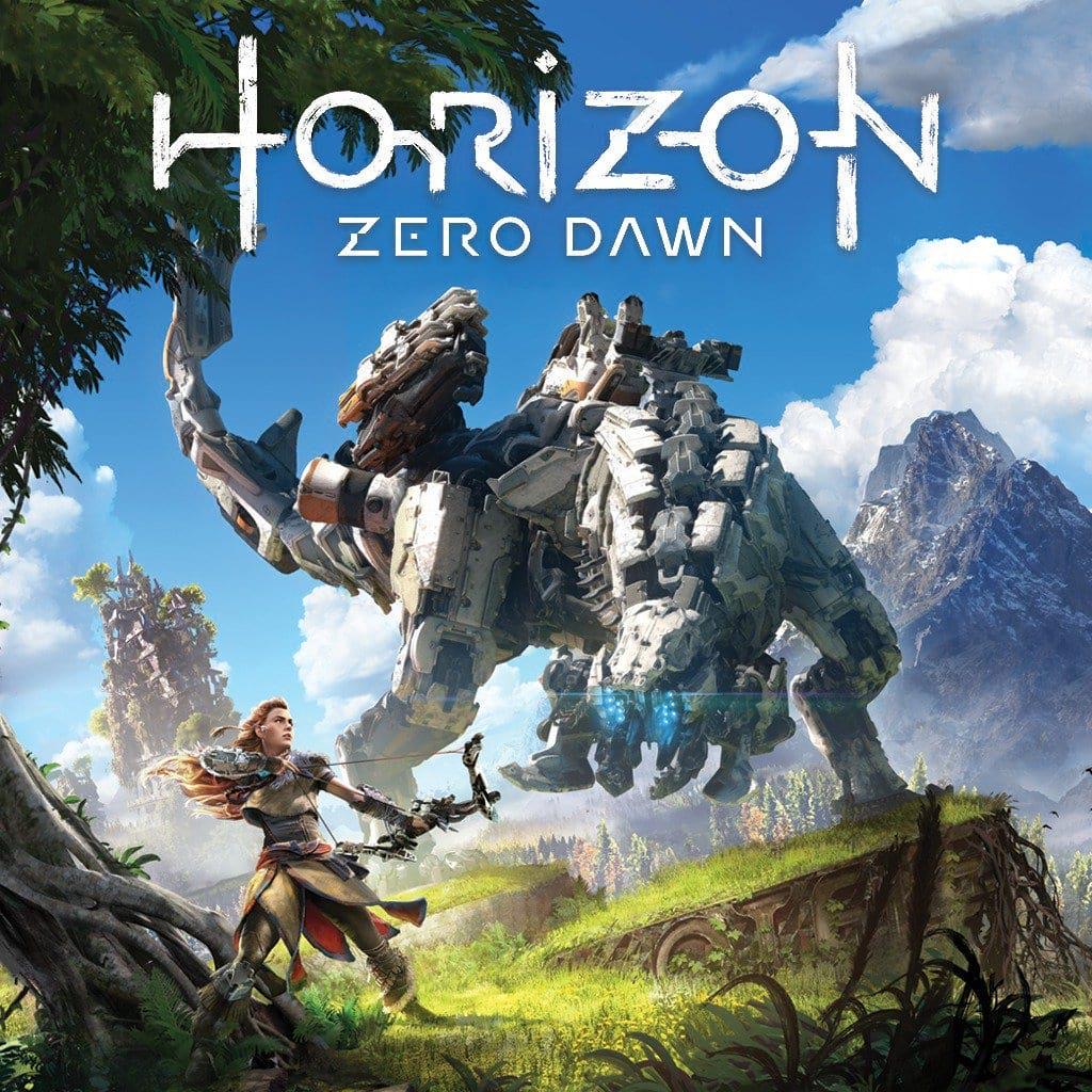 Como jugar Horizon Zero Dawn