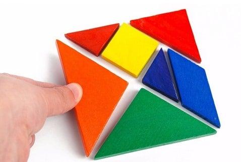 Consejos para jugar Tangram