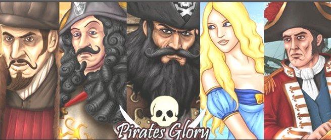 Pirates Glory art