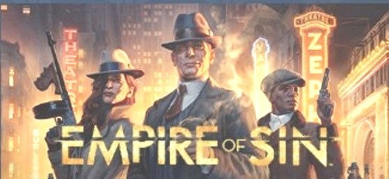 Empire of Sin gameplay