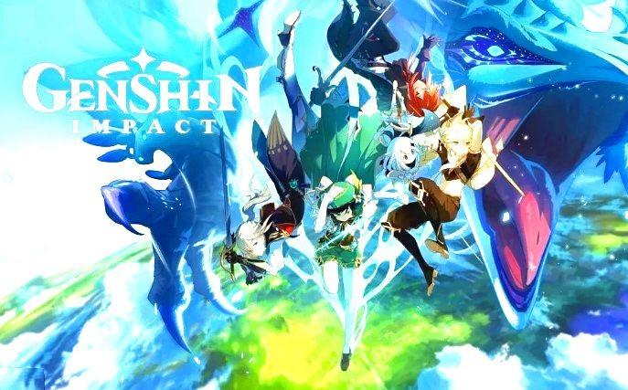 Genshin Impact PS4