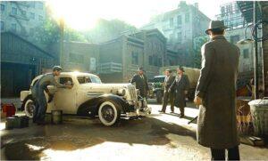 Mafia Definitive Edition gameplay